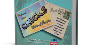 Postcards from Chicks Without Bricks On Sale!