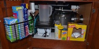 Operation RV Organization: Kitchen