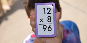 Memorizing Multiplication Facts? Yes!