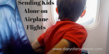 Sending Your Kid on an Airplane Alone