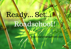 Ready… Set… Roadschool!