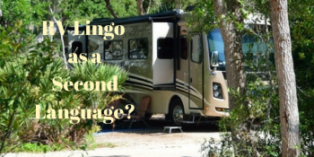 RV Lingo as a Second Language