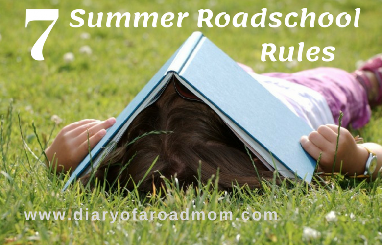 Summer Roadschool Rules
